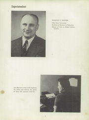 Page 11, 1942 Edition, Jackson High School - Scoop Yearbook (Massillon, OH) online yearbook collection