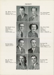 Page 10, 1951 Edition, Jackson High School - Scoop Yearbook (Massillon, OH) online yearbook collection