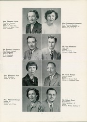 Page 11, 1951 Edition, Jackson High School - Scoop Yearbook (Massillon, OH) online yearbook collection