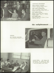 Page 12, 1957 Edition, Jackson High School - Scoop Yearbook (Massillon, OH) online yearbook collection