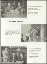 Page 15, 1957 Edition, Jackson High School - Scoop Yearbook (Massillon, OH) online yearbook collection
