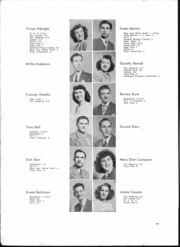 Page 11, 1948 Edition, Hubbard High School - Bard Yearbook (Hubbard, OH) online yearbook collection