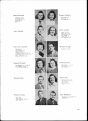 Page 15, 1948 Edition, Hubbard High School - Bard Yearbook (Hubbard, OH) online yearbook collection