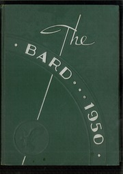 1950 Edition, Hubbard High School - Bard Yearbook (Hubbard, OH)