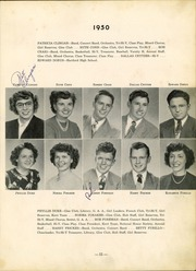 Page 15, 1950 Edition, Hubbard High School - Bard Yearbook (Hubbard, OH) online yearbook collection