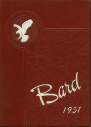 1951 Edition, Hubbard High School - Bard Yearbook (Hubbard, OH)