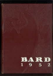 1952 Edition, Hubbard High School - Bard Yearbook (Hubbard, OH)
