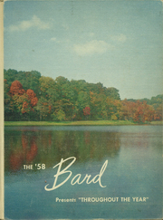 1958 Edition, Hubbard High School - Bard Yearbook (Hubbard, OH)
