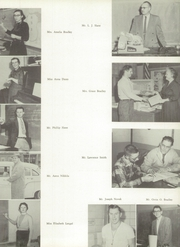 Page 11, 1957 Edition, Chardon High School - Hilltopper Yearbook (Chardon, OH) online yearbook collection