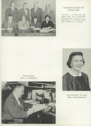 Page 8, 1957 Edition, Chardon High School - Hilltopper Yearbook (Chardon, OH) online yearbook collection