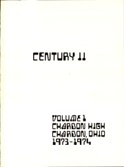 Page 5, 1974 Edition, Chardon High School - Hilltopper Yearbook (Chardon, OH) online yearbook collection