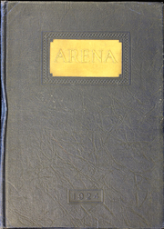 Page 1, 1924 Edition, Athens High School - Arena Yearbook (Athens, OH) online yearbook collection