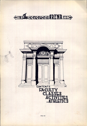 Page 6, 1924 Edition, Athens High School - Arena Yearbook (Athens, OH) online yearbook collection