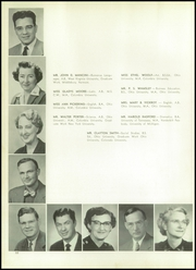 Page 16, 1954 Edition, Athens High School - Arena Yearbook (Athens, OH) online yearbook collection
