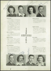 Page 12, 1944 Edition, Loveland High School - Scholar Yearbook (Loveland, OH) online yearbook collection