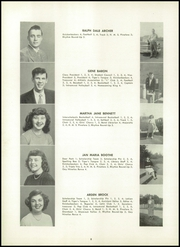 Page 12, 1949 Edition, Loveland High School - Scholar Yearbook (Loveland, OH) online yearbook collection
