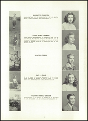 Page 13, 1949 Edition, Loveland High School - Scholar Yearbook (Loveland, OH) online yearbook collection