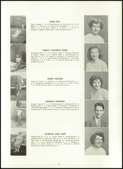 Page 15, 1949 Edition, Loveland High School - Scholar Yearbook (Loveland, OH) online yearbook collection