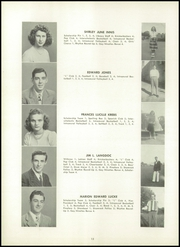 Page 16, 1949 Edition, Loveland High School - Scholar Yearbook (Loveland, OH) online yearbook collection