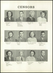 Page 8, 1949 Edition, Loveland High School - Scholar Yearbook (Loveland, OH) online yearbook collection