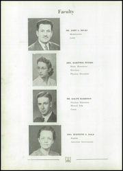 Page 12, 1944 Edition, Harrison High School - Vista Yearbook (Harrison, OH) online yearbook collection