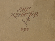 1917 Edition, Bellefontaine High School - Chant Yearbook (Bellefontaine, OH)