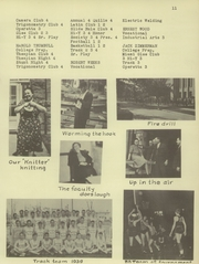 Page 13, 1939 Edition, Bellefontaine High School - Chant Yearbook (Bellefontaine, OH) online yearbook collection
