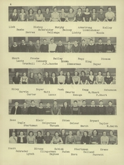 Page 6, 1939 Edition, Bellefontaine High School - Chant Yearbook (Bellefontaine, OH) online yearbook collection