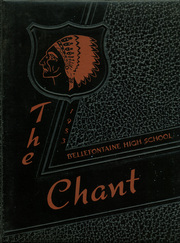 1953 Edition, Bellefontaine High School - Chant Yearbook (Bellefontaine, OH)