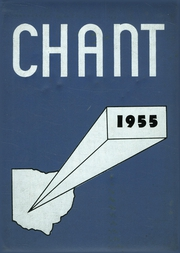 1955 Edition, Bellefontaine High School - Chant Yearbook (Bellefontaine, OH)