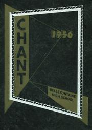 1956 Edition, Bellefontaine High School - Chant Yearbook (Bellefontaine, OH)