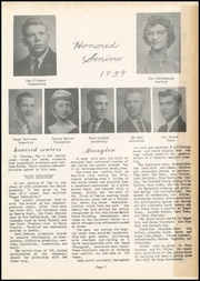 Page 180, 1959 Edition, Bellefontaine High School - Chant Yearbook (Bellefontaine, OH) online yearbook collection
