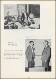 Page 37, 1959 Edition, Bellefontaine High School - Chant Yearbook (Bellefontaine, OH) online yearbook collection