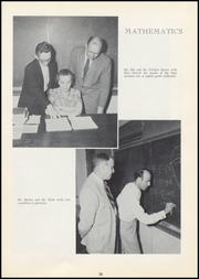 Page 39, 1959 Edition, Bellefontaine High School - Chant Yearbook (Bellefontaine, OH) online yearbook collection