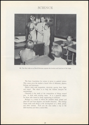 Page 41, 1959 Edition, Bellefontaine High School - Chant Yearbook (Bellefontaine, OH) online yearbook collection