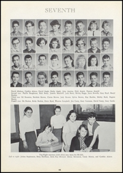 Page 48, 1959 Edition, Bellefontaine High School - Chant Yearbook (Bellefontaine, OH) online yearbook collection