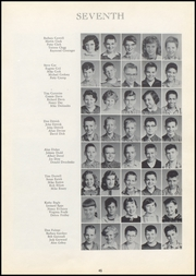 Page 49, 1959 Edition, Bellefontaine High School - Chant Yearbook (Bellefontaine, OH) online yearbook collection