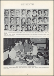Page 51, 1959 Edition, Bellefontaine High School - Chant Yearbook (Bellefontaine, OH) online yearbook collection
