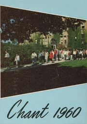 1960 Edition, Bellefontaine High School - Chant Yearbook (Bellefontaine, OH)