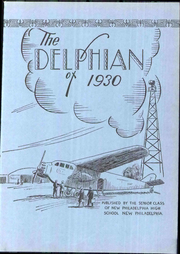 Page 11, 1930 Edition, New Philadelphia High School - Delphian Yearbook (New Philadelphia, OH) online yearbook collection