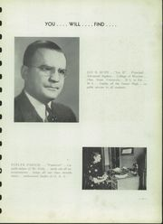 Page 13, 1938 Edition, New Philadelphia High School - Delphian Yearbook (New Philadelphia, OH) online yearbook collection