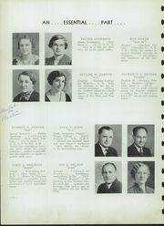 Page 16, 1938 Edition, New Philadelphia High School - Delphian Yearbook (New Philadelphia, OH) online yearbook collection