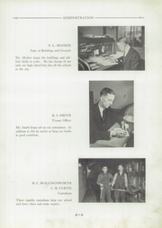 Page 15, 1940 Edition, New Philadelphia High School - Delphian Yearbook (New Philadelphia, OH) online yearbook collection
