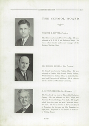 Page 16, 1940 Edition, New Philadelphia High School - Delphian Yearbook (New Philadelphia, OH) online yearbook collection