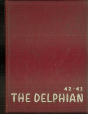 Page 1, 1943 Edition, New Philadelphia High School - Delphian Yearbook (New Philadelphia, OH) online yearbook collection
