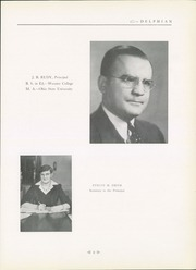 Page 13, 1943 Edition, New Philadelphia High School - Delphian Yearbook (New Philadelphia, OH) online yearbook collection