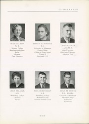 Page 17, 1943 Edition, New Philadelphia High School - Delphian Yearbook (New Philadelphia, OH) online yearbook collection
