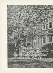 Page 6, 1943 Edition, New Philadelphia High School - Delphian Yearbook (New Philadelphia, OH) online yearbook collection
