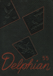 Page 1, 1955 Edition, New Philadelphia High School - Delphian Yearbook (New Philadelphia, OH) online yearbook collection
