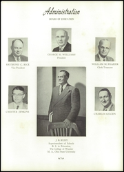 Page 13, 1955 Edition, New Philadelphia High School - Delphian Yearbook (New Philadelphia, OH) online yearbook collection